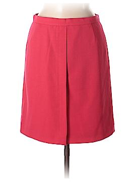Armani Collezioni Wool Skirt Size 6