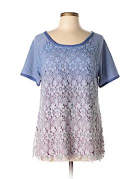 Kori America Short Sleeve Top Size M