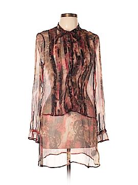 Luisa Cerano Long Sleeve Blouse Size 10