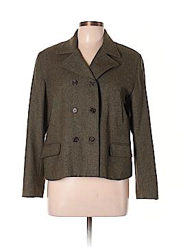 Lauren by Ralph Lauren Wool Blazer Size 12 (Petite)