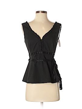 Nanette Lepore Sleeveless Blouse Size 4