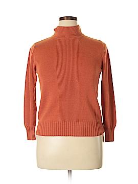 DressBarn Turtleneck Sweater Size L (Petite)