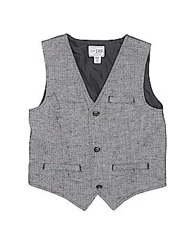 The Children's Place Tuxedo Vest Size 7 - 8