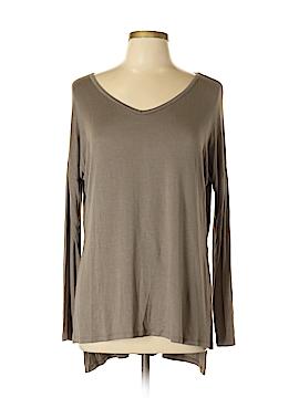 Copper Key Long Sleeve T-Shirt Size L