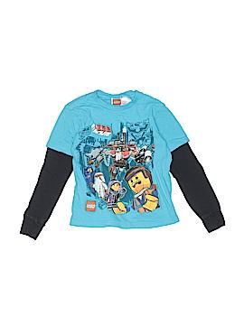 Lego Long Sleeve T-Shirt Size 4