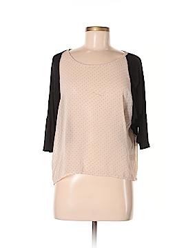 Chloe K 3/4 Sleeve Blouse Size M
