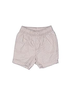 Carter's Khaki Shorts Size 12 mo