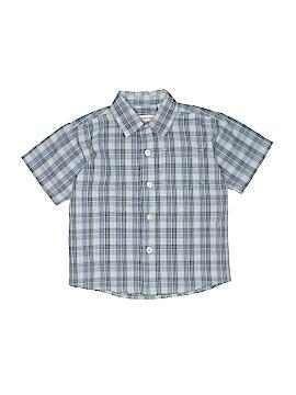 Covington Outlet Short Sleeve Button-Down Shirt Size 4T