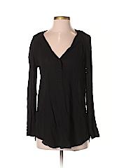 BCBGMAXAZRIA Women Long Sleeve Blouse Size XS