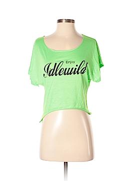 Popular Sports Short Sleeve T-Shirt Size Sm - Med