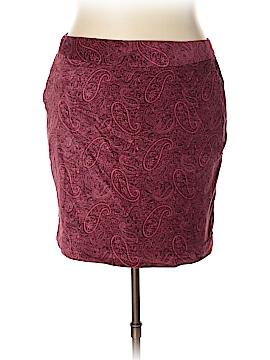 L.L.Bean Casual Skirt Size 20 (Plus)