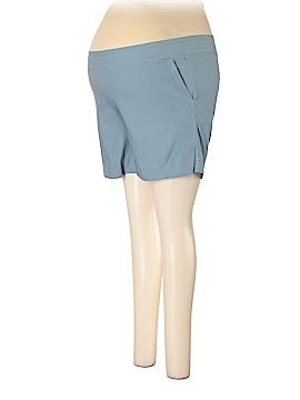 Everly Grey Shorts Size XL (Maternity)