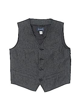 The Children's Place Tuxedo Vest Size 5/6