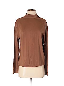 Yansi Fugel Silk Pullover Sweater Size L