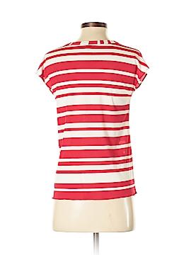 AK Anne Klein Short Sleeve Silk Top Size P (Petite)