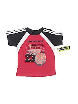 New Balance Short Sleeve T-Shirt Size 3T