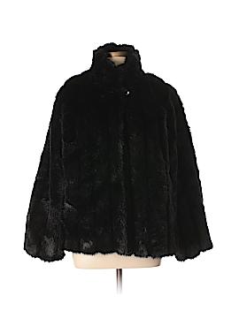 Jaclyn Smith Faux Fur Jacket Size L