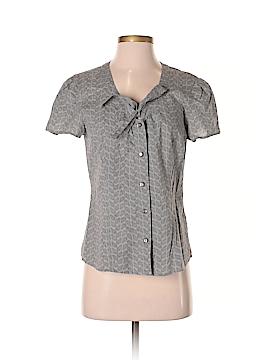 Covington Short Sleeve Button-Down Shirt Size S