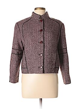 Carolina Herrera Wool Coat Size 14