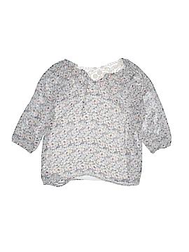 Zunie 3/4 Sleeve Blouse Size 14