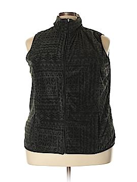 French Connection Vest Size 3X (Plus)
