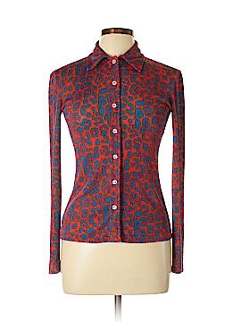 Anna Sui Long Sleeve Blouse Size 42 (EU)