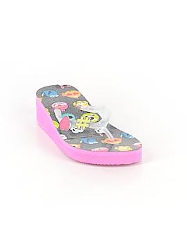 Disney Flip Flops Size 2 - 3 Kids
