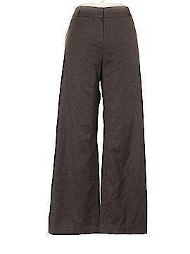 Oscar De La Renta Wool Pants Size 16