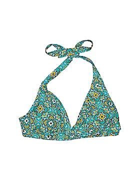 Tropical Escape Swimsuit Top Size 16