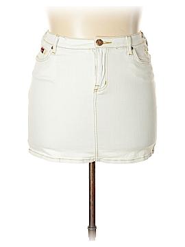 Baby Phat Denim Skirt Size 16