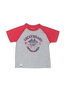 Lucky Brand Short Sleeve T-Shirt Size 18 mo