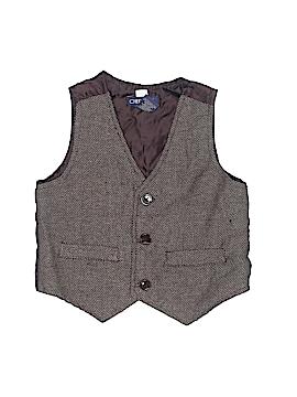 Cherokee Tuxedo Vest Size 24 mo