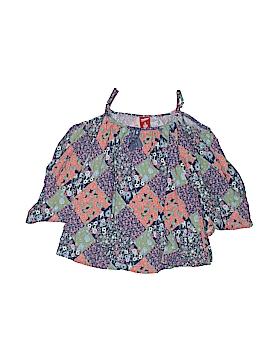 Arizona Jean Company 3/4 Sleeve Blouse Size 14