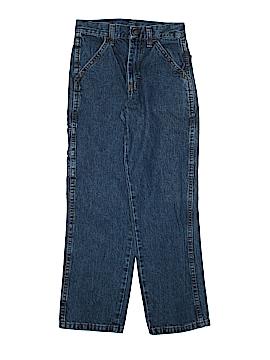 Gold Legendary Jeans Size 10 (Slim)