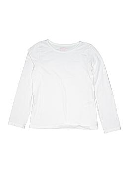 Isaac Mizrahi Long Sleeve T-Shirt Size M (Kids)