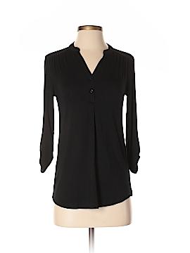 Cynthia Rowley for Marshalls 3/4 Sleeve Henley Size XS