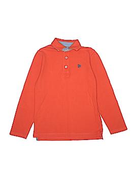Mini Boden Long Sleeve Polo Size 9 - 10