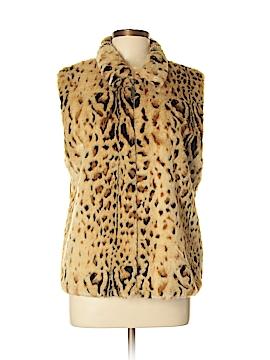Designers Originals Faux Fur Vest Size XL