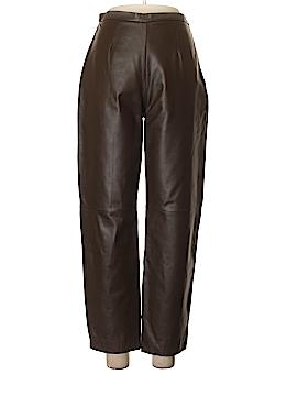 Jones New York Leather Pants Size 8