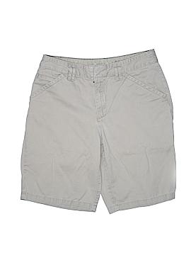 Eddie Bauer Khaki Shorts Size 6 (Tall)