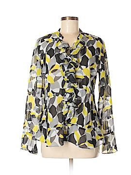 Style&Co Long Sleeve Blouse Size 6