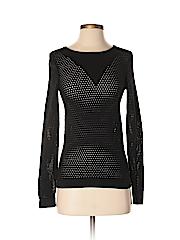 Joan Vass Women Pullover Sweater Size XS