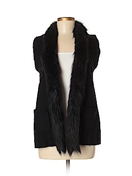 Style&Co Faux Fur Vest Size M (Petite)