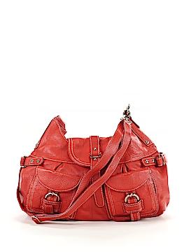 Barr + Barr New York Leather Crossbody Bag One Size