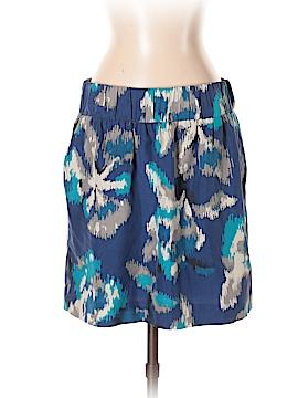 Ann Taylor LOFT Silk Skirt Size S