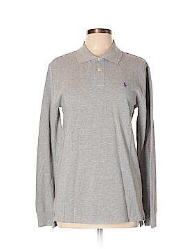 Polo Long Sleeve Polo Size XL