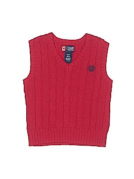 Chaps Sweater Vest Size 2T