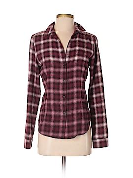 Dakota Collective Long Sleeve Button-Down Shirt Size XS