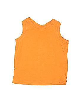 Basic Editions Sleeveless T-Shirt Size 24 mo