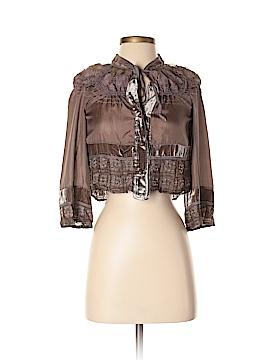 Hanii Y Silk Cardigan Size 40 (IT)